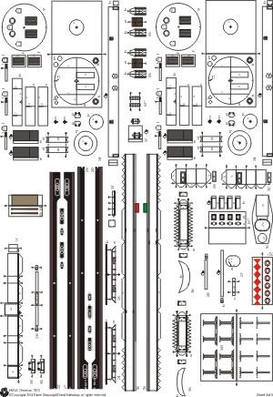 HMVS Cerberus | Paper Shipwright